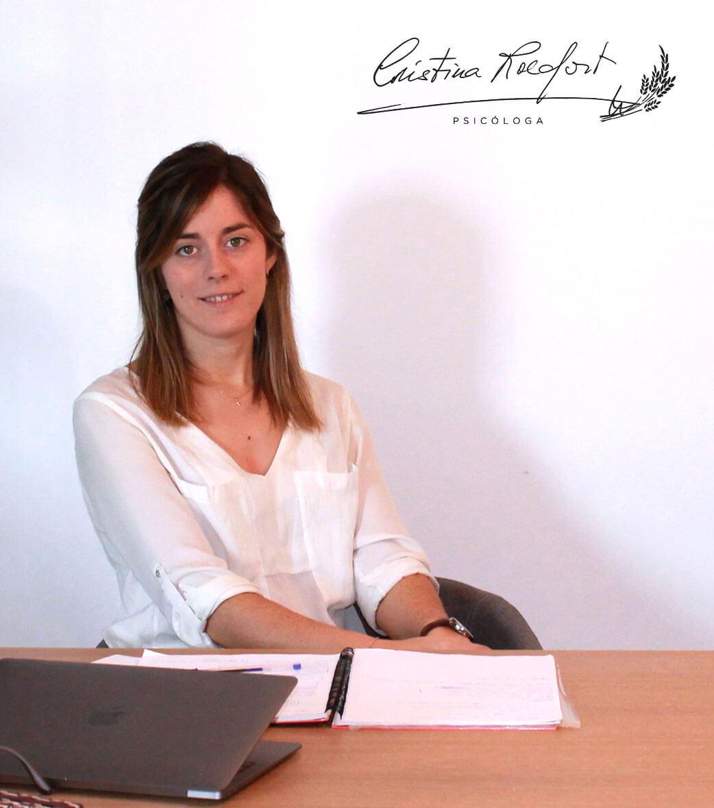 Cristina Rocafort, psicóloga