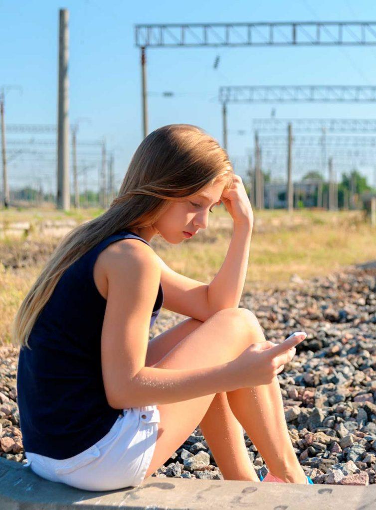 Psicóloga de adolescentes