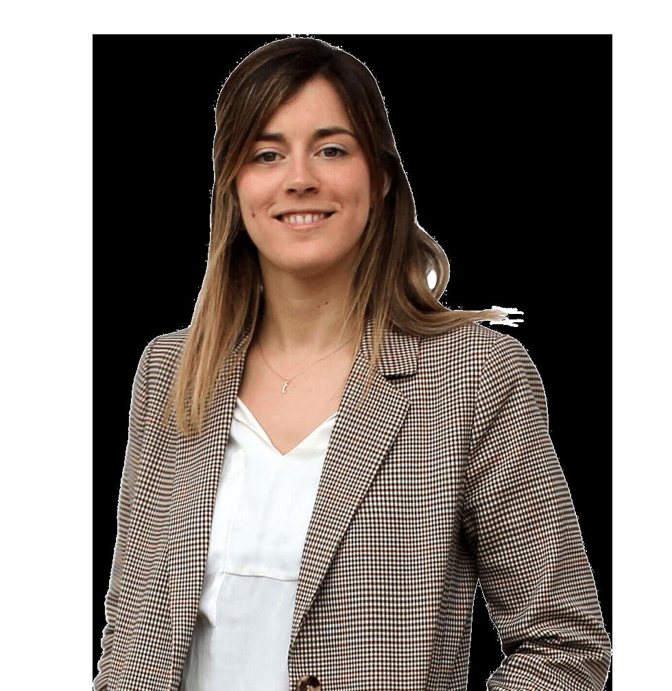 Cristina Rocafort Psicóloga en Zaragoza